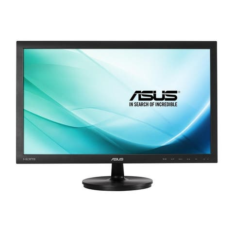 "ASUS V247H 23.6"" Full HD HDMI, DVI-D High Contrast LED Monitor"