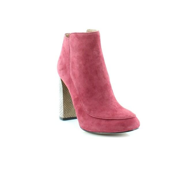 Calvin Klein Jasalina Women's Boots Garnet - 7
