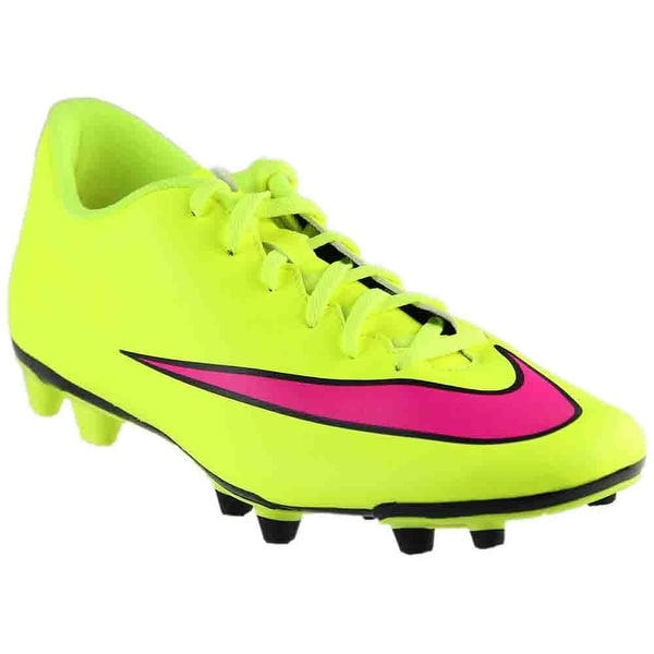 Shop Nike Mercurial Vortex II FG - Free Shipping On Orders Over  45 ... b8f733fa32754