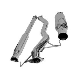 Pilot Automotive 03-06 EVO 8/9 Cat Back Exhaust System