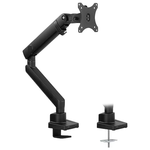 """Mount-It! Monitor Arm Desk Mount for 19""""-32"""" Inch Screens"""