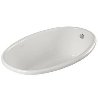"PROFLO PFS5838 58"" X 38"" Drop In Soaking Bathtub - EasyCare Acrylic"