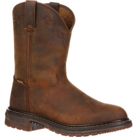 Rocky Men's Original Ride Roper Western Boot - Style #1108