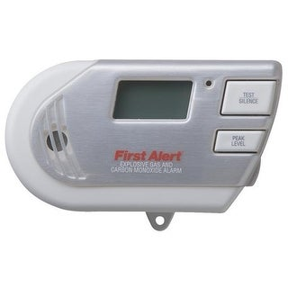 First Alert/Jarden Gas And Co Detector 1039760 Unit: EACH