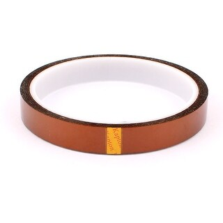 12mm 98ft Polyimide BGA High Temperature Heat Resistant Tape