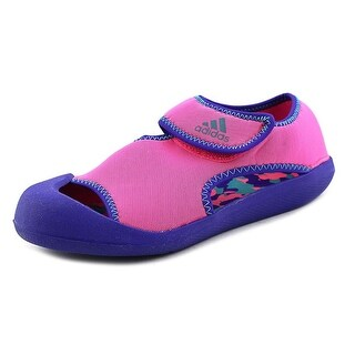 Adidas SandalFun C Youth Open Toe Synthetic Slides Sandal