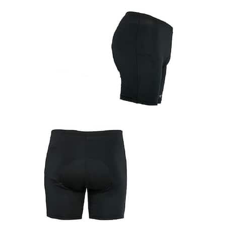 Men's Gel Padded Bike Shorts
