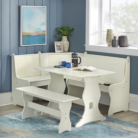 Simple Living Bella Nook Dining Set