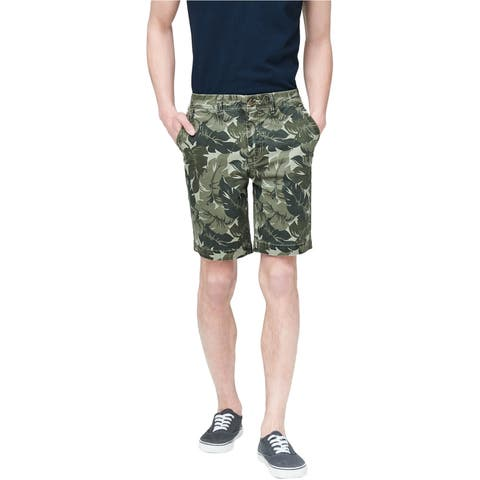 Aeropostale Mens Leaf Casual Walking Shorts - 31