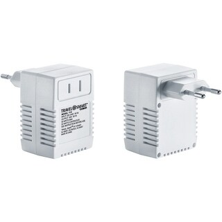 Conair F12 Conair Travel Smart 50-Watt International Transformer - 50 VA - 220 V AC Input - 120 V AC Output