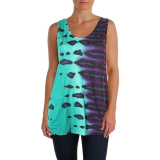 Everly Grey Womens Tank Top Jersey Maternity - XS