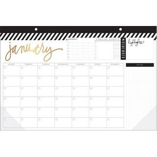 Heidi Swapp Memory Planner Desktop Calendar-Fresh Start