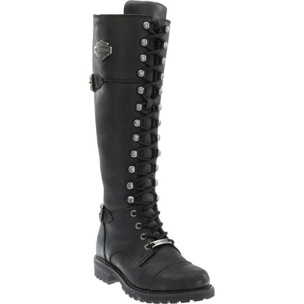 shop harley davidson women 39 s beechwood boot free shipping today overstock 27568976