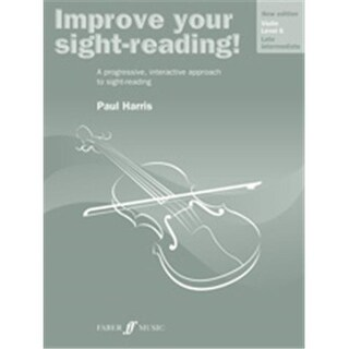 Alfred 12-0571536662 Improve Your Sight-Reading - Violin, Level 6