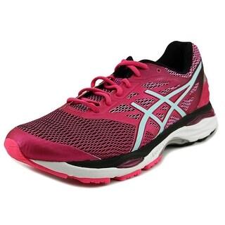 Asics Gel-Cumulus 18 Women  Round Toe Synthetic Purple Running Shoe