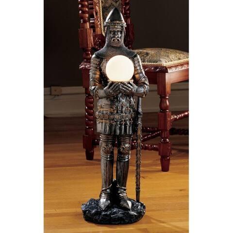 "31"" Black and Brown Sir Percivals Illuminated Indoor Sculpture"