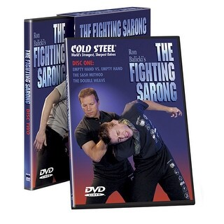 Cold steel vdfs cold steel vdfs the fighting sarong dvd
