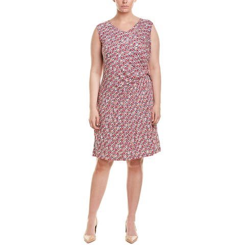 Nic+Zoe Plus Sheath Dress