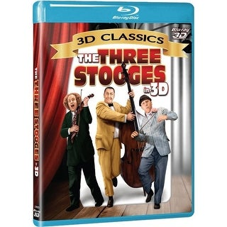 Three Stooges - The Three Stooges in 3D [3D] [Blu-ray] [BLU-RAY]