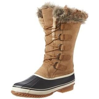 Northside Womens Kathmandu Suede Snow Pac Boots - 8