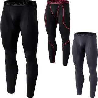 Tesla YUP43 Thermal Winter Gear Baselayer Compression Pants