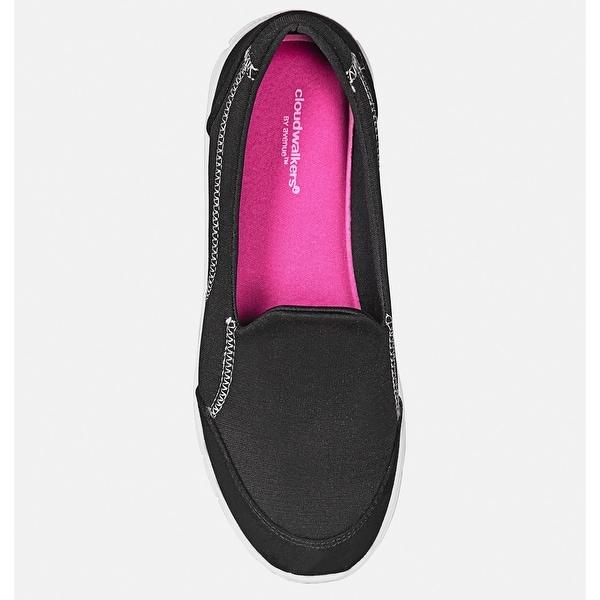 AVENUE Women's Blake Nylon Slip-On Shoe