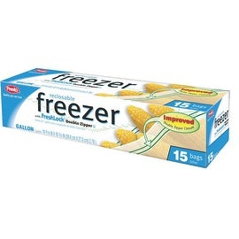 Presto Gal Reclose Freezer Bag
