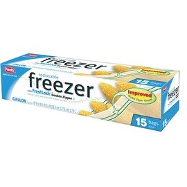 Presto Gal Reclose Freezer Bag