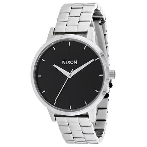 Nixon Women's Kensington Black Watch - A099-000