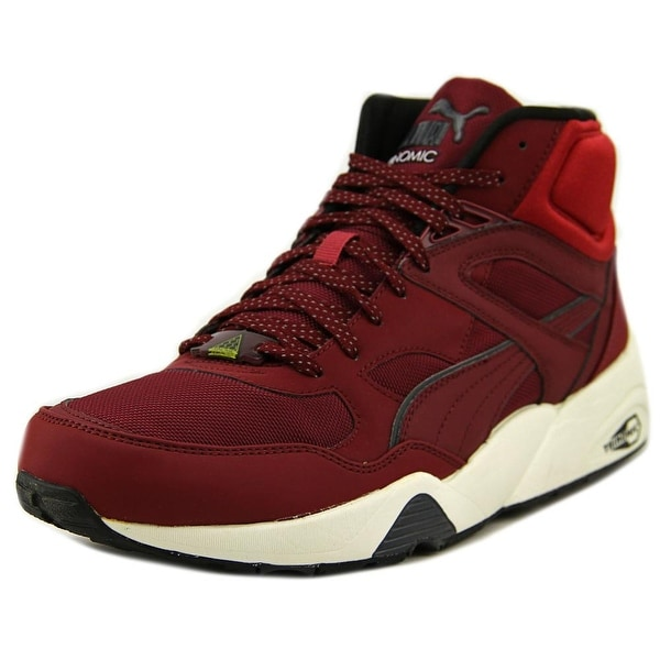 Puma R698 Winter Men Round Toe Synthetic Sneakers