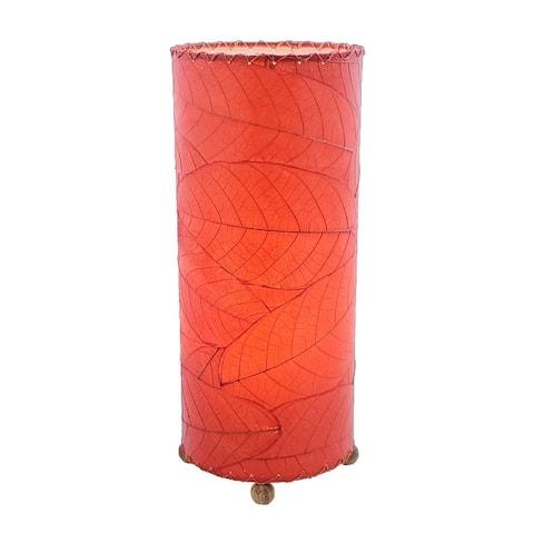Handmade Outdoor Cocoa Leaf Lamp