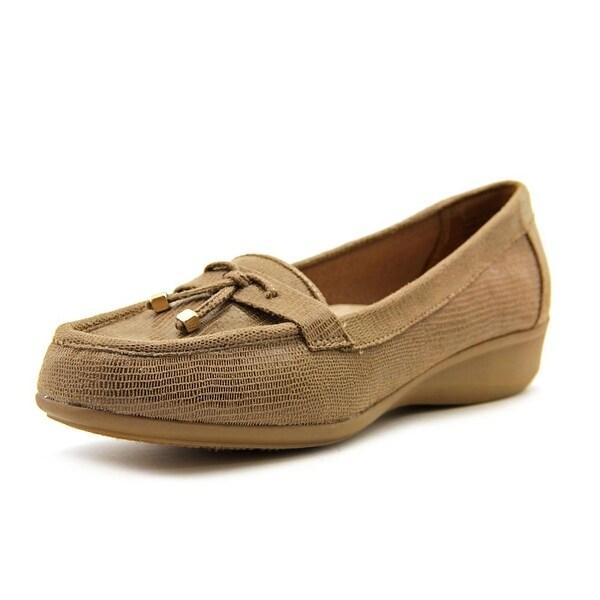 Karen Scott Philiss Moc Toe Canvas Loafer