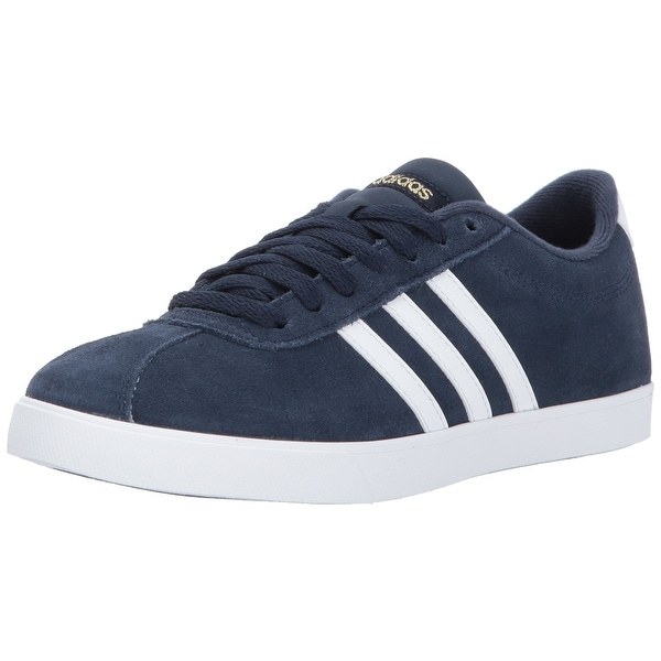 new product af9fe 2ac2a 7fbac 5978c  coupon for adidas neo womenx27s courtset w collegiate navy  white metallic 9f397 7a775