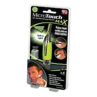 Micro Touch Max MTMAX-CD12 All-In-One Personal Trimmer