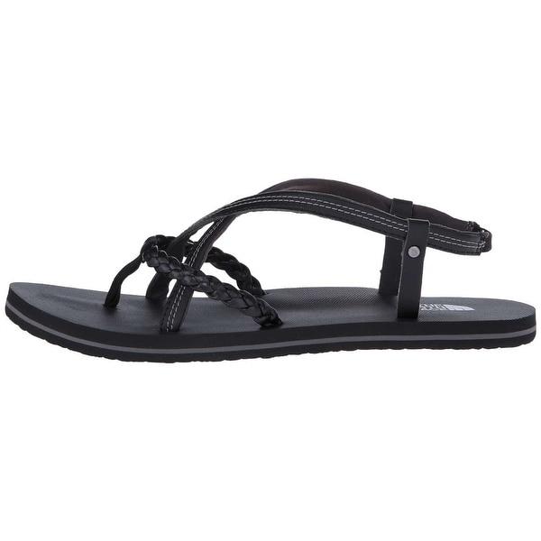 The North Face Womens Gladi Split Toe Casual Strappy Sandals