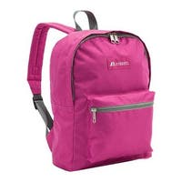 Everest  Basic Backpack (Set of 2) Magenta Orchid - us one size (size none)