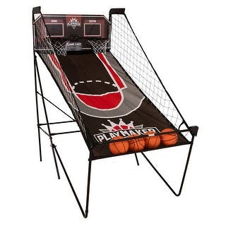 Triumph Play Maker Double Shootout Basketball Game / 45-6090W|https://ak1.ostkcdn.com/images/products/is/images/direct/604c029547931142dab9ec67392c455e54ff2040/Triumph-Play-Maker-Double-Shootout-Basketball-Game---45-6090W.jpg?impolicy=medium