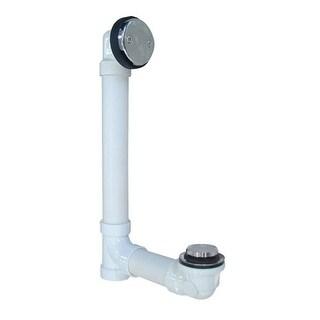 """Proflo PFWO300 1-1/2"""" PVC Tub Drain Trim/Fitting"""