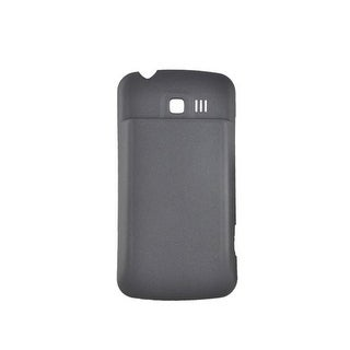 LG Extended Battery Door Cover for LG Enlighten VS700 - Black