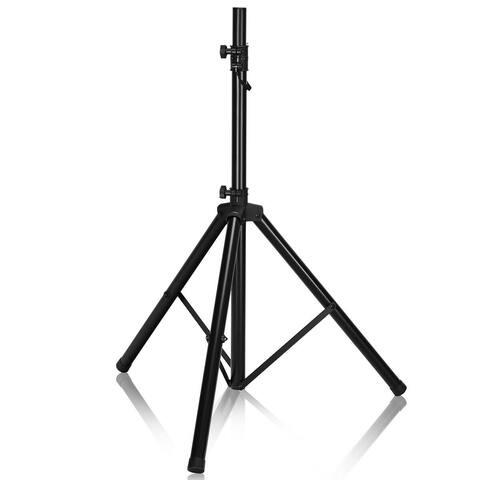 Tripod DJ PA Speaker Stand 38''- 72'' Adjustable Height w/ Locking Knob & Pin