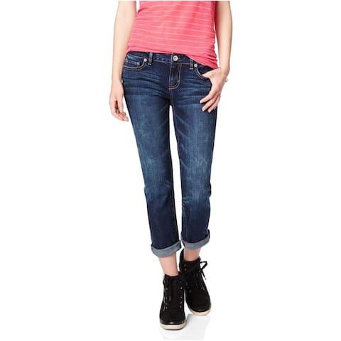 Aeropostale Womens Bayla Skinny Fit Jeans