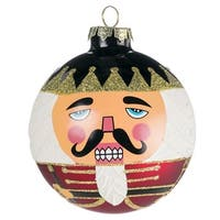Nutcracker Ball Ornament