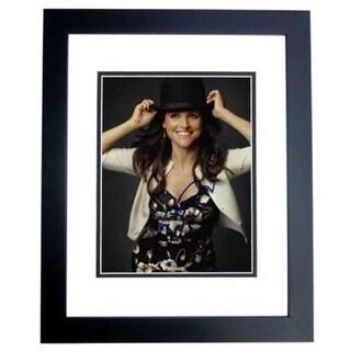 Julia Louis-Dreyfus Signed - Autographed Veep & Seinfeld Actress 8