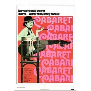 "Link to ""Cabaret (1972)"" Poster Print Similar Items in Art Prints"