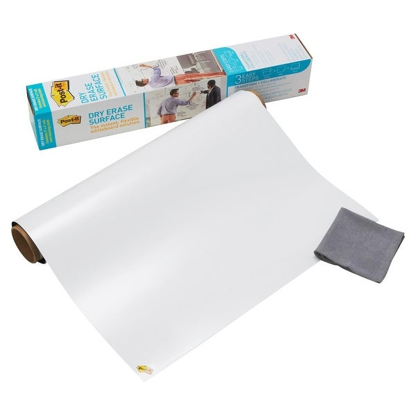 3M Mobile Interactive Solution Def3x2 Post-It Dry Erase Surface White Film