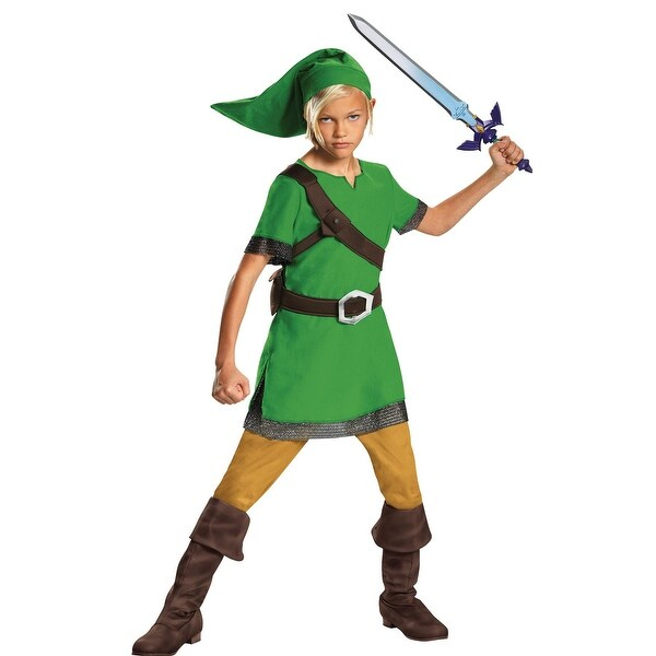 Disguise Link Classic Costume, X-Large (14-16)