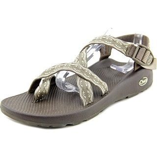 Chaco Z2 Classic Women Open-Toe Canvas Brown Sport Sandal