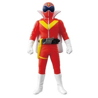 Power Rangers Goranger Aka Ranger Soft Vinyl Figure - multi