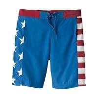 Legendary Whitetails Men's Stars and Stripes Swim Trunks - Liberty