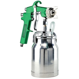 Kawasaki High Pressure Spray Gun - 840762 - Green/Black